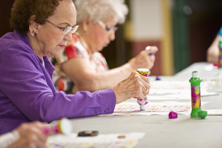 Beyond Bingo: Innovative Activities at Today's Nursing Homes
